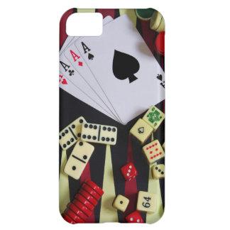 賭博のテーブル iPhone5Cケース