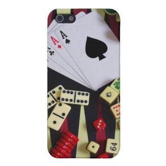 賭博のテーブル iPhone 5 COVER