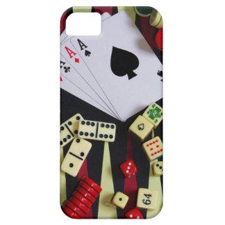 賭博のテーブル iPhone SE/5/5s ケース