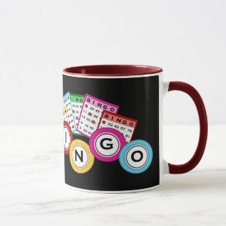 賭博のビンゴのマグ マグカップ