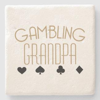 賭博の祖父 ストーンコースター