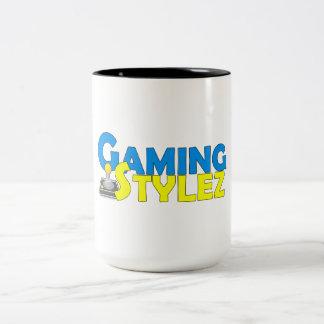 賭博のStylezのマグ ツートーンマグカップ