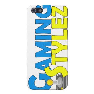 賭博のStylezのiPhone 4/4sの場合 iPhone 5 Cover