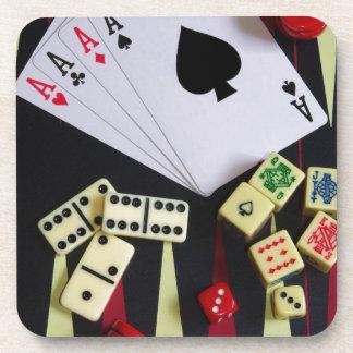 賭博カジノの賭博の部分 コースター