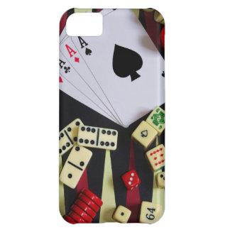 賭博カジノの賭博の部分 iPhone5Cケース