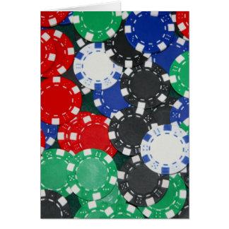 賭博破片 カード