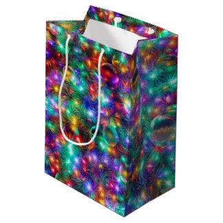 贅沢なクリスマス ミディアムペーパーバッグ
