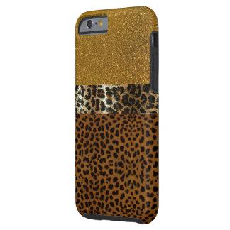 贅沢なヒョウのIPhone6ケース iPhone 6 タフケース