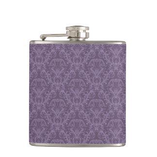 贅沢な紫色の壁紙 フラスク
