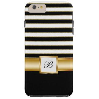 贅沢な金ゴールドのスタイル TOUGH iPhone 6 PLUS ケース