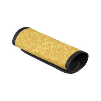 贅沢な金花模様の壁紙 ラゲッジ ハンドルラップ