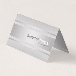 贅沢な銀製ののどの織り目加工のプロフェッショナル 名刺