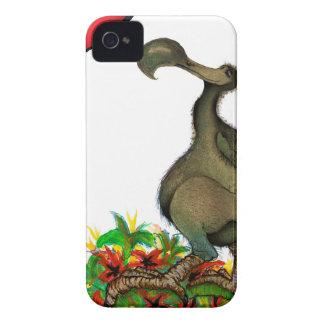 贅沢なfernandesの愛ドードー Case-Mate iPhone 4 ケース