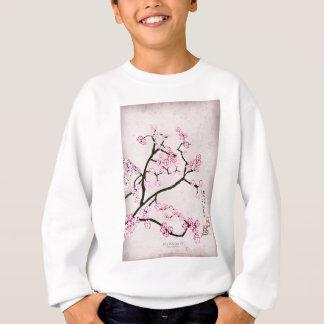 贅沢なfernandesの旧式な花7 スウェットシャツ