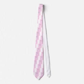 贅沢なfernandes、henleyのピンク オリジナルタイ