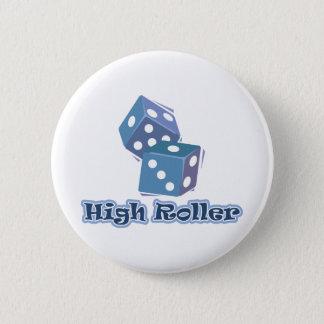 贅沢家-サイコロのゲーム 5.7CM 丸型バッジ
