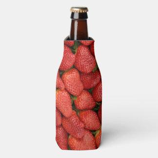 赤いいちご ボトルクーラー