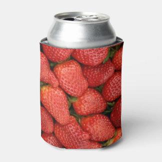 赤いいちご 缶クーラー