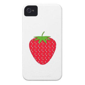 赤いいちご Case-Mate iPhone 4 ケース