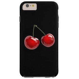 赤いさくらんぼ TOUGH iPhone 6 PLUS ケース