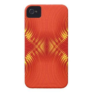 赤いさざ波3 Case-Mate iPhone 4 ケース