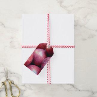 赤いりんご217 ギフトタグ