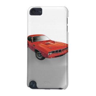 赤いアメリカ筋肉車 iPod TOUCH 5G ケース