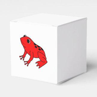 赤いカエル フェイバーボックス