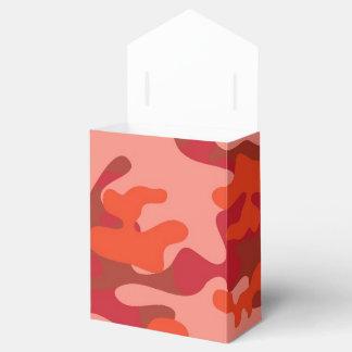 赤いカムフラージュ フェイバーボックス