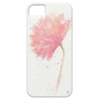 赤いカーネーションの花のiPhone 5の箱 iPhone 5 ケース