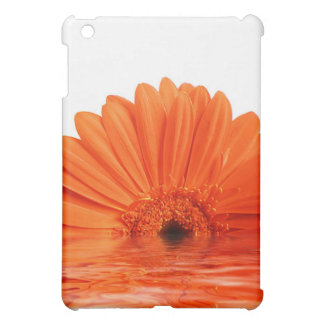 赤いガーベラ iPad MINIケース