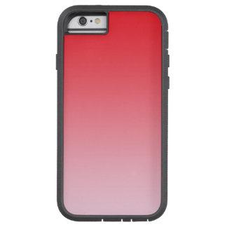 赤いグラデーション TOUGH XTREME iPhone 6 ケース