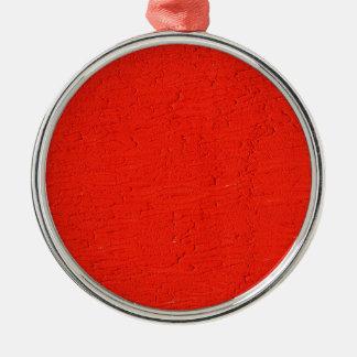 赤いグラファイトの抽象芸術の旧式ながらくたのスタイルのファッションA メタルオーナメント