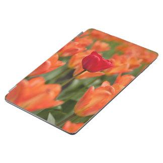 赤いケシ iPad AIR カバー