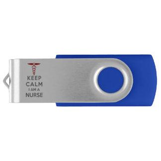 赤いケリュケイオンは私によってがナースである平静を保ちます USBフラッシュドライブ