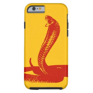 赤いコブラのiPhone6ケース iPhone 6 タフケース