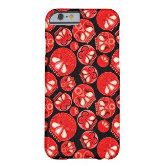 赤いスカル日記 BARELY THERE iPhone 6 ケース