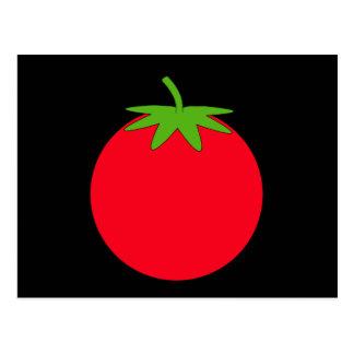 赤いトマト ポストカード
