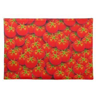 赤いトマト ランチョンマット