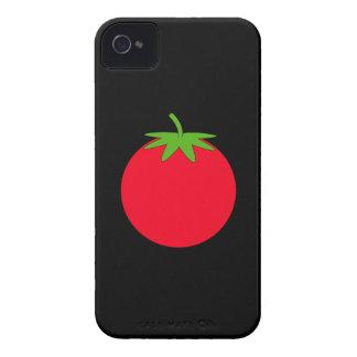 赤いトマト Case-Mate iPhone 4 ケース