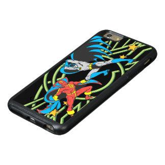 赤いトルネード + バットマン オッターボックスiPhone 6/6S PLUSケース