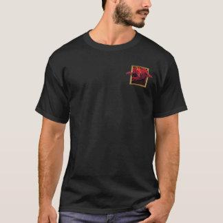 赤いドラゴン Tシャツ