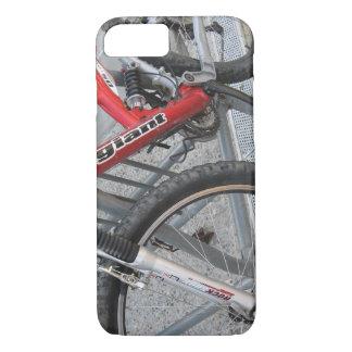赤いバイク iPhone 8/7ケース