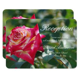赤いバラの披露宴 カード