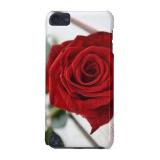 赤いバラの花のiPodの箱 iPod Touch 5G ケース