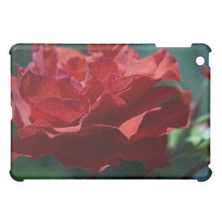 赤いバラ2 iPad MINIケース