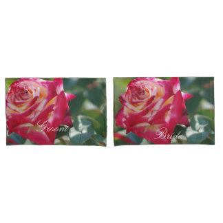 赤いバラ 枕カバー