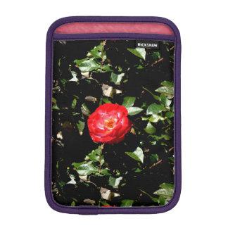 赤いバラ iPad MINIスリーブ