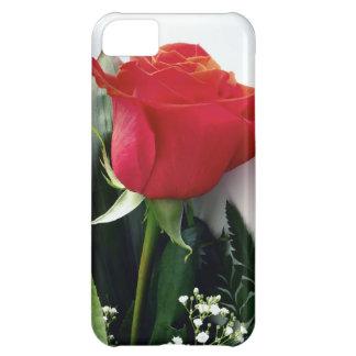 赤いバラ iPhone5Cケース