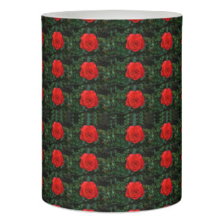 赤いバラ LEDキャンドル